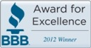 BBB Excellence Award